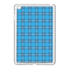The Checkered Tablecloth Apple Ipad Mini Case (white) by Nexatart
