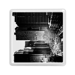 Urban Scene Street Road Busy Cars Memory Card Reader (square)  by Nexatart