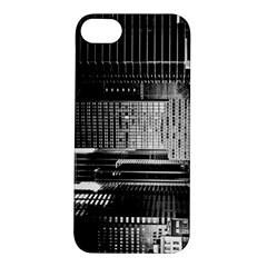 Urban Scene Street Road Busy Cars Apple Iphone 5s/ Se Hardshell Case by Nexatart