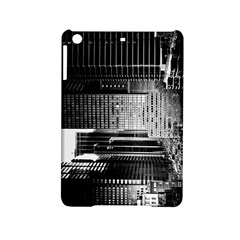 Urban Scene Street Road Busy Cars Ipad Mini 2 Hardshell Cases by Nexatart