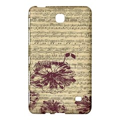 Vintage Music Sheet Song Musical Samsung Galaxy Tab 4 (7 ) Hardshell Case  by Nexatart