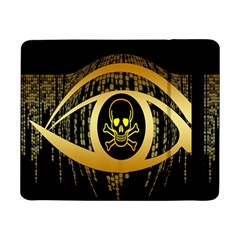 Virus Computer Encryption Trojan Samsung Galaxy Tab Pro 8 4  Flip Case by Nexatart