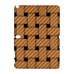 Wood Texture Weave Pattern Galaxy Note 1