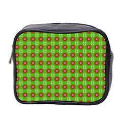 Wrapping Paper Christmas Paper Mini Toiletries Bag 2 Side