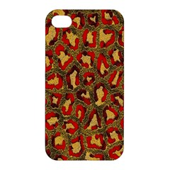 Stylized Background For Scrapbooking Or Other Apple Iphone 4/4s Premium Hardshell Case