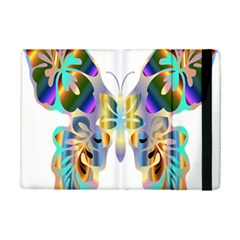 Abstract Animal Art Butterfly Ipad Mini 2 Flip Cases by Amaryn4rt