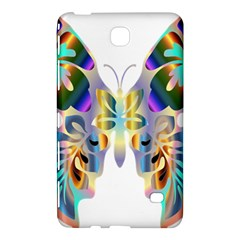 Abstract Animal Art Butterfly Samsung Galaxy Tab 4 (8 ) Hardshell Case  by Amaryn4rt