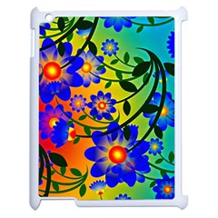 Abstract Background Backdrop Design Apple Ipad 2 Case (white) by Amaryn4rt