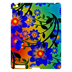 Abstract Background Backdrop Design Apple Ipad 3/4 Hardshell Case by Amaryn4rt