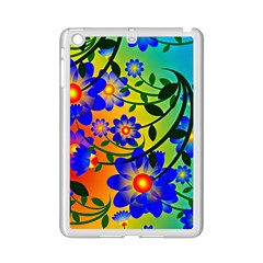 Abstract Background Backdrop Design Ipad Mini 2 Enamel Coated Cases by Amaryn4rt