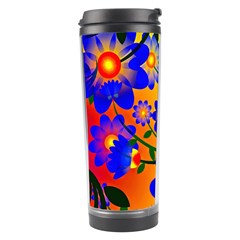 Abstract Background Backdrop Design Travel Tumbler by Amaryn4rt