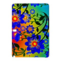 Abstract Background Backdrop Design Samsung Galaxy Tab Pro 10 1 Hardshell Case by Amaryn4rt