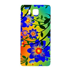 Abstract Background Backdrop Design Samsung Galaxy Alpha Hardshell Back Case by Amaryn4rt