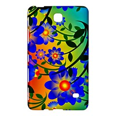 Abstract Background Backdrop Design Samsung Galaxy Tab 4 (8 ) Hardshell Case  by Amaryn4rt
