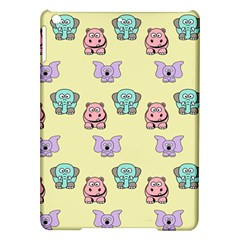 Animals Pastel Children Colorful Ipad Air Hardshell Cases by Amaryn4rt