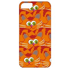 Animals Pet Cats Mammal Cartoon Apple Iphone 5 Classic Hardshell Case
