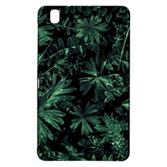 Dark Flora Photo Samsung Galaxy Tab Pro 8 4 Hardshell Case by dflcprints