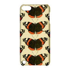 Butterfly Butterflies Insects Apple Ipod Touch 5 Hardshell Case With Stand by Amaryn4rt
