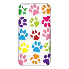 Paw Print Paw Prints Background Iphone 6 Plus/6s Plus Tpu Case by Amaryn4rt