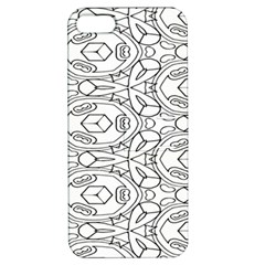 Pattern Silly Coloring Page Cool Apple Iphone 5 Hardshell Case With Stand by Amaryn4rt