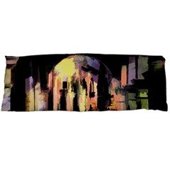 Street Colorful Abstract People Body Pillow Case Dakimakura (two Sides) by Amaryn4rt