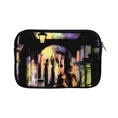 Street Colorful Abstract People Apple Ipad Mini Zipper Cases by Amaryn4rt