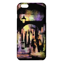 Street Colorful Abstract People Iphone 6 Plus/6s Plus Tpu Case by Amaryn4rt