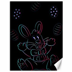 Easter Bunny Hare Rabbit Animal Canvas 36  X 48