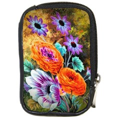Flowers Artwork Art Digital Art Compact Camera Cases