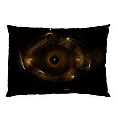 Abstract Fractal Art Artwork Pillow Case (two Sides) by Amaryn4rt