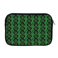 Abstract Pattern Graphic Lines Apple Macbook Pro 17  Zipper Case