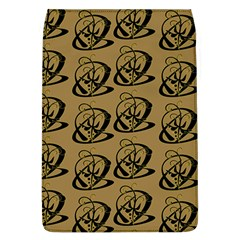 Abstract Swirl Background Wallpaper Flap Covers (l)