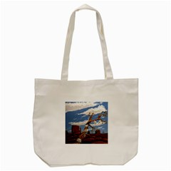 Acrylic Paint Paint Art Modern Art Tote Bag (cream) by Amaryn4rt
