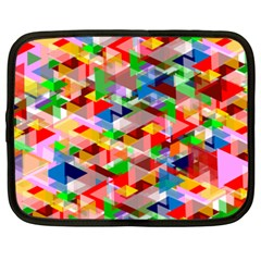 Background Abstract Netbook Case (xxl)  by Amaryn4rt