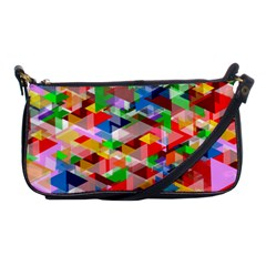 Background Abstract Shoulder Clutch Bags by Amaryn4rt