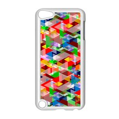 Background Abstract Apple Ipod Touch 5 Case (white) by Amaryn4rt