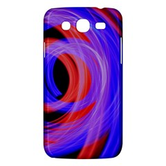 Background Blue Red Samsung Galaxy Mega 5 8 I9152 Hardshell Case  by Amaryn4rt
