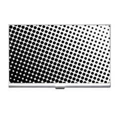 Background Wallpaper Texture Lines Dot Dots Black White Business Card Holders