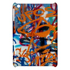 Background Graffiti Grunge Apple Ipad Mini Hardshell Case by Amaryn4rt