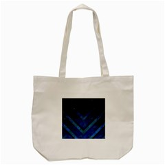 Blue Background Wallpaper Motif Design Tote Bag (cream) by Amaryn4rt
