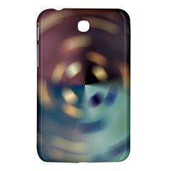 Blur Bokeh Colors Points Lights Samsung Galaxy Tab 3 (7 ) P3200 Hardshell Case  by Amaryn4rt