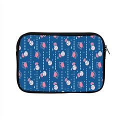 Pig Pork Blue Water Rain Pink King Princes Quin Apple Macbook Pro 15  Zipper Case