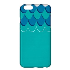 Sea Wave Blue Water Beach Apple Iphone 6 Plus/6s Plus Hardshell Case