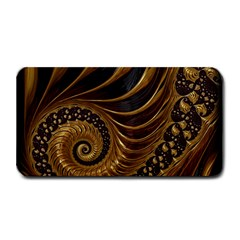 Fractal Spiral Endless Mathematics Medium Bar Mats by Amaryn4rt