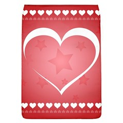 Postcard Banner Heart Holiday Love Flap Covers (l)