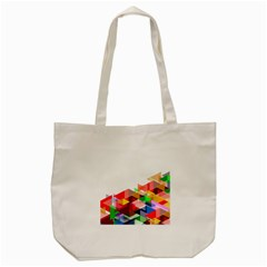 Graphics Cover Gradient Elements Tote Bag (cream)
