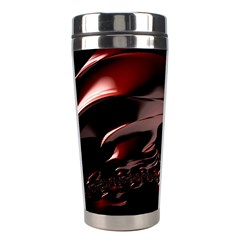 Fractal Mathematic Sabstract Stainless Steel Travel Tumblers by Amaryn4rt