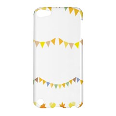 Season Flower Floral Spring Apple Ipod Touch 5 Hardshell Case by Alisyart