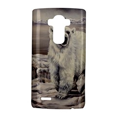 Polar Bear Lg G4 Hardshell Case by ArtByThree