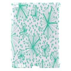 Spring Floral Green Flower Apple Ipad 3/4 Hardshell Case (compatible With Smart Cover) by Alisyart